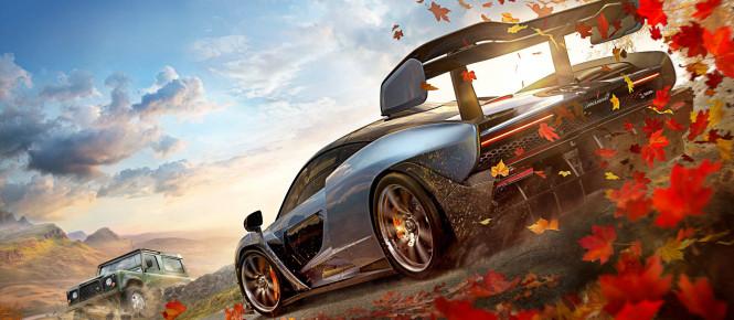Forza Horizon 4 : une mise à jour pleine de contenus