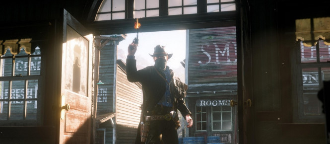Red Dead Redemption 2 : le trailer des bonus PS4