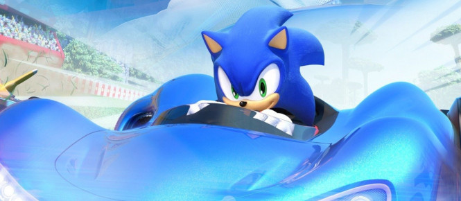 Gros report pour Team Sonic Racing