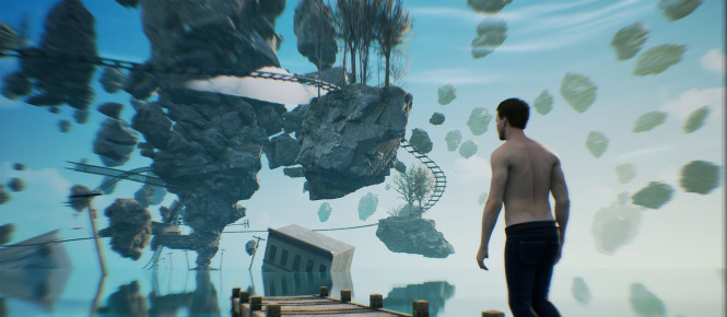 Twin Mirror : nouvelle vidéo de gameplay