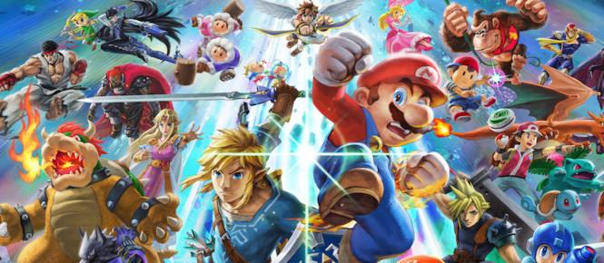 Smash Bros. Ultimate : bientôt un N-Direct