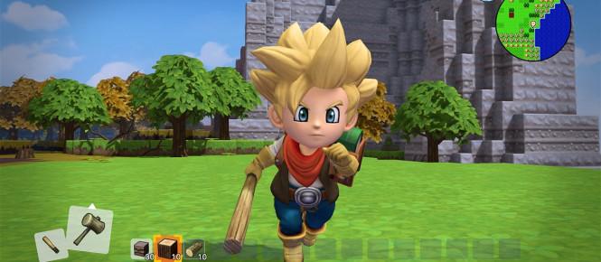 Dragon Quest Builders 2 : bientôt un stream pour le multi
