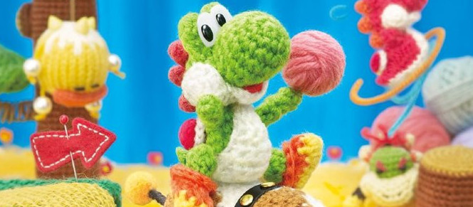 Yoshi's Crafted World : une vidéo du Treehouse Nintendo