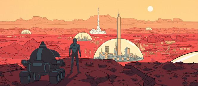Surviving Mars date son premier DLC