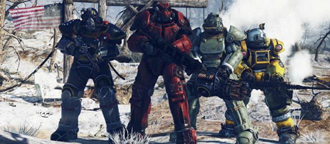 Un gros patch pour la bêta de Fallout 76