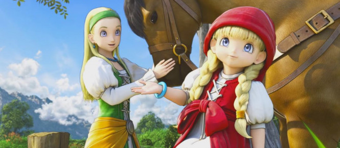 Dragon Quest XI étale ses ventes