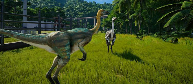 Jurassic World Evolution détaille sa prochaine MàJ