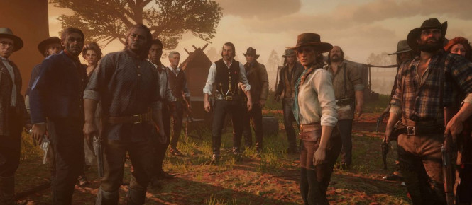Red Dead Redemption 2 a expédié 17 millions de copies en huit jours