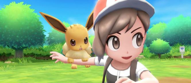 Pokemon Let's Go et le conseil des 4