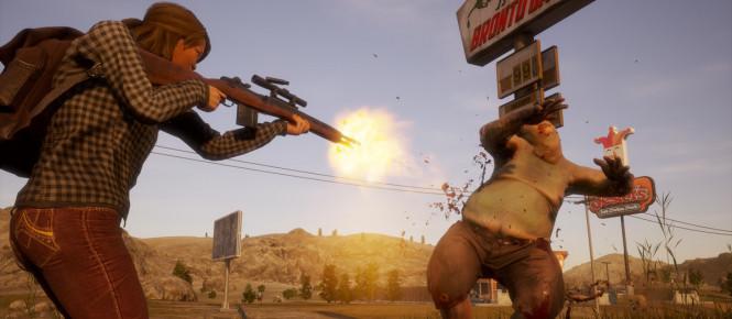 State of Decay 2 comptabilise 4 millions de joueurs