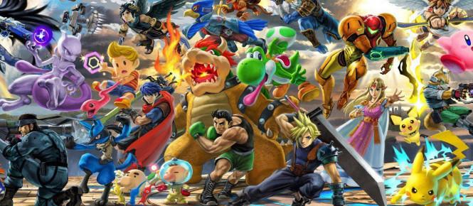 Super Smash Bros Ultimate est Gold