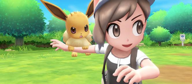 Déjà plus de 3 millions de Pokémon Let's Go