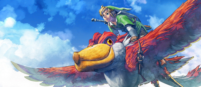 Zelda : vers un portage Switch de Skyward Sword ?