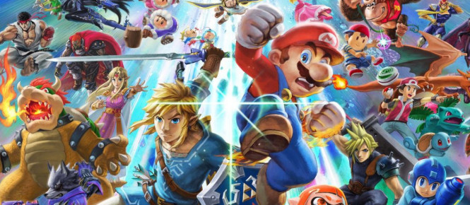 Super Smash Bros Ultimate : la version FR de la bande-annonce générale