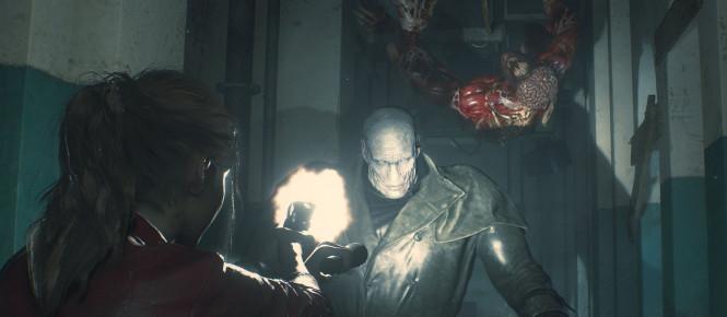 Resident Evil 2 Remake en une avalanche de visuels