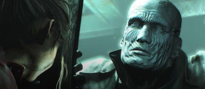 Resident Evil 2 Remake : Claire fuit le Tyrant