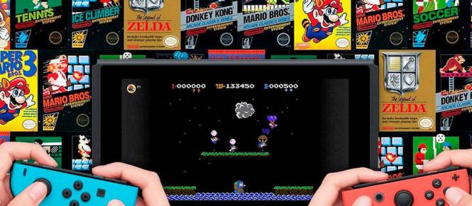 Les prochains jeux du Nintendo Switch Online annoncés
