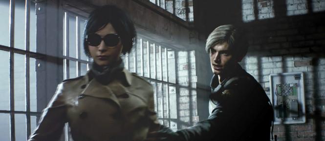 Resident Evil 2 Remake : Leon et Ada envoyés au charbon