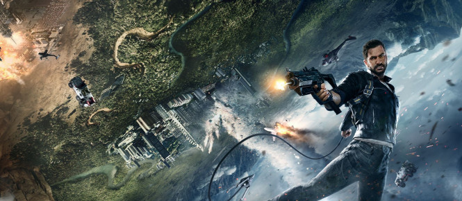 [Test] Just Cause 4