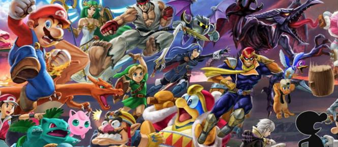 Un événement ce week-end pour Super Smash Bros Ultimate