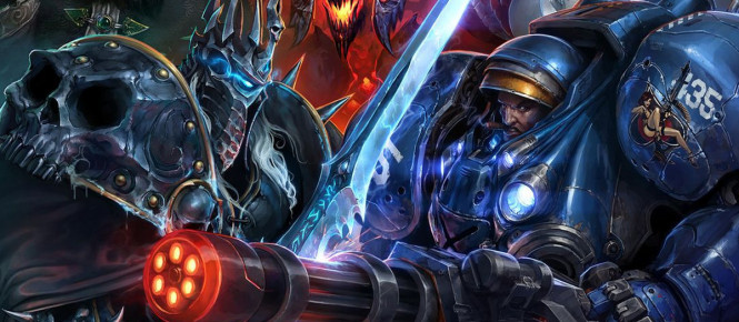 Blizzard met de côté Heroes of the Storm