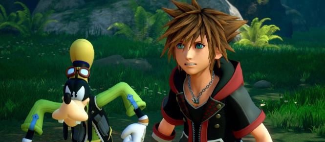 Kingdom Hearts III : la PS4 Pro aussi en Europe