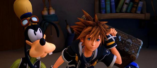 Kingdom Hearts III : le dernier trailer