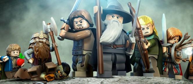 LEGO Le Seigneur des Anneaux est gratuit sur Humble Bundle