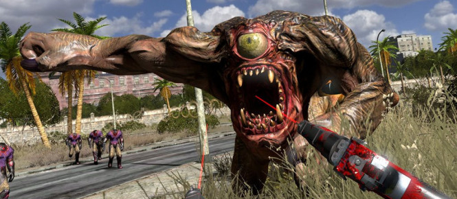 PS4 / Xbox One : vers une Serious Sam Collection ?