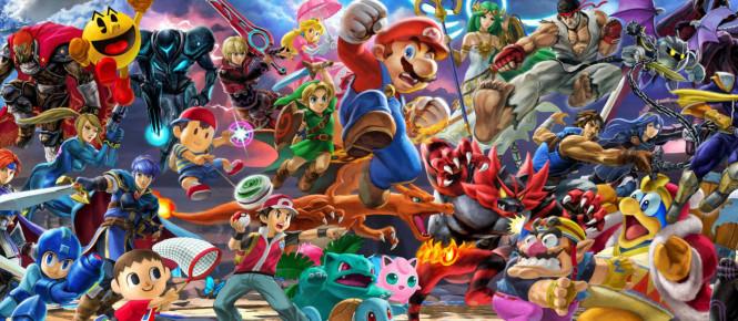 Super Smash Bros. Ultimate : des combattants découverts dans le code