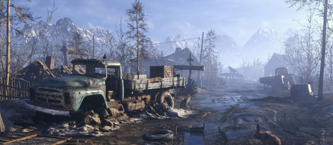 Metro Exodus aura son mode photo
