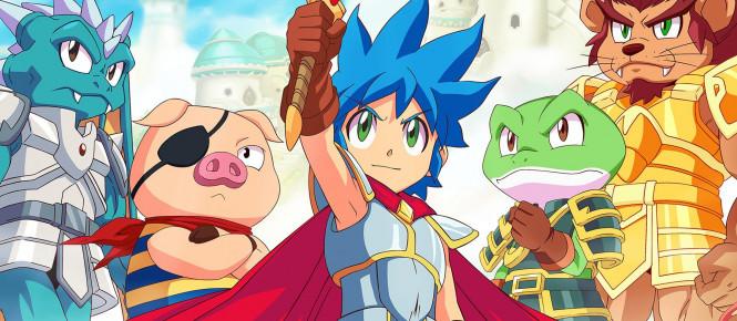 Monster Boy et le Royaume Maudit s'est surtout vendu sur Switch
