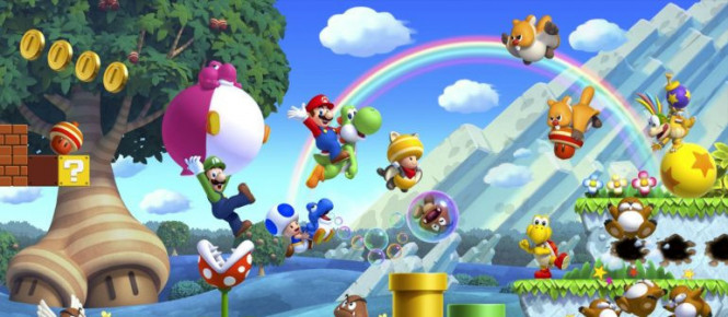 [Test] New Super Mario Bros. U Deluxe