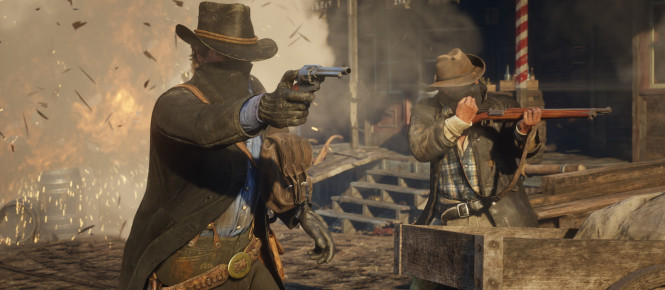 Red Dead Online : la Xbox One accueille les exclus PS4