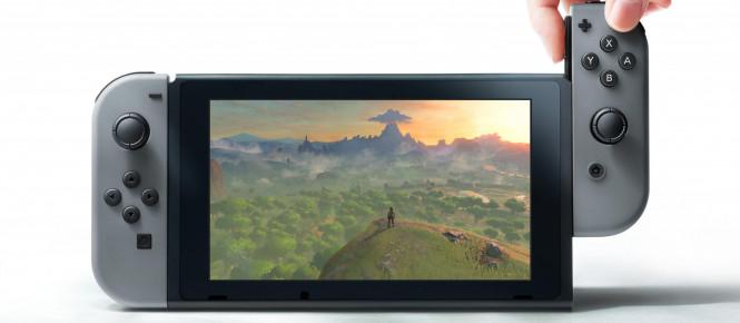 Europe : les jeux les plus joués sur Switch en 2018