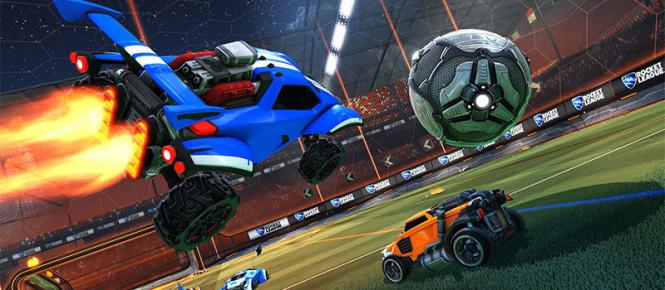 Rocket League est désormais cross-play sur PS4