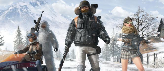 PUBG : la carte Vikendi datée sur PS4 et Xbox One