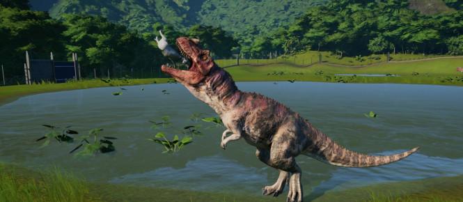 Jurassic World Evolution : 2 millions de ventes
