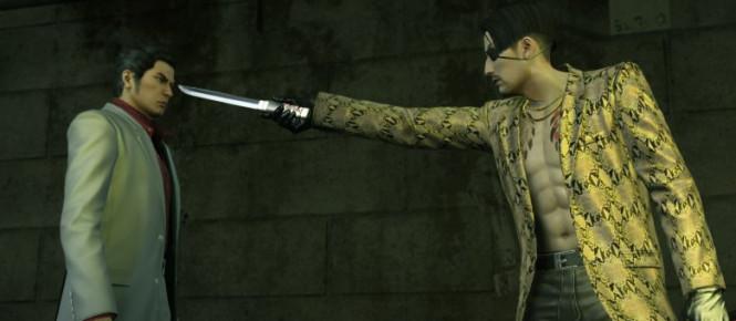 Yakuza Kiwami date sa version PC