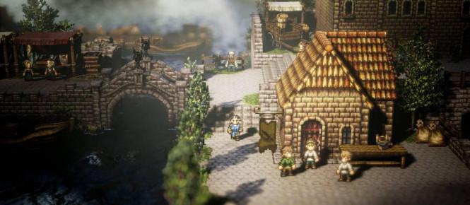 HD2D : Square Enix dépose le nom