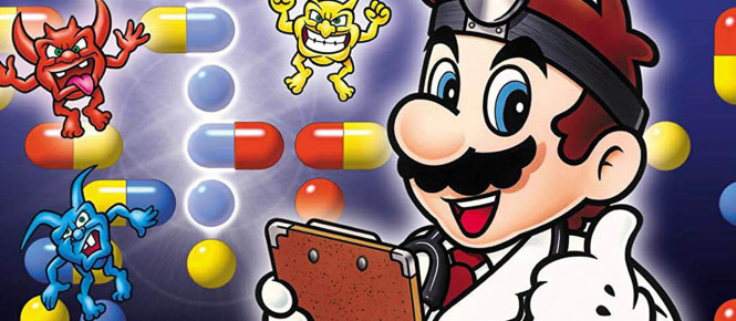 Un Dr. Mario en approche sur mobiles