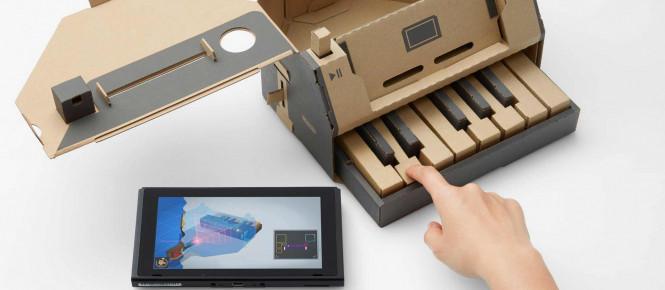Nintendo Labo atteint le million de ventes