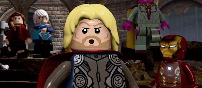 Une LEGO Marvel Collection annoncée