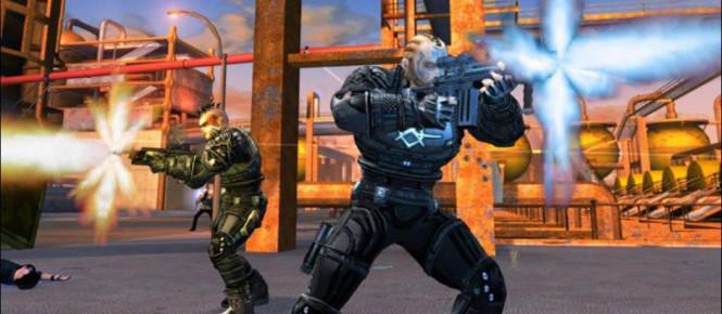 Crackdown est gratuit sur Xbox