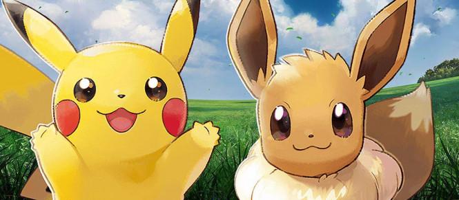 Une démo pour Pokémon : Let's Go