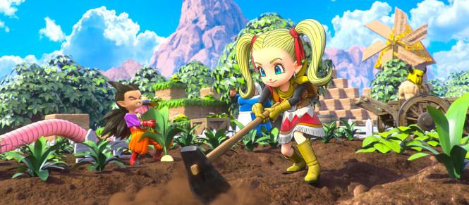Dragon Quest Builders 2 se date