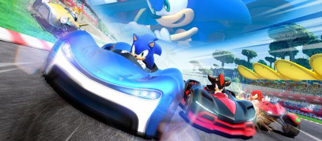 Team Sonic Racing : de nouvelles images