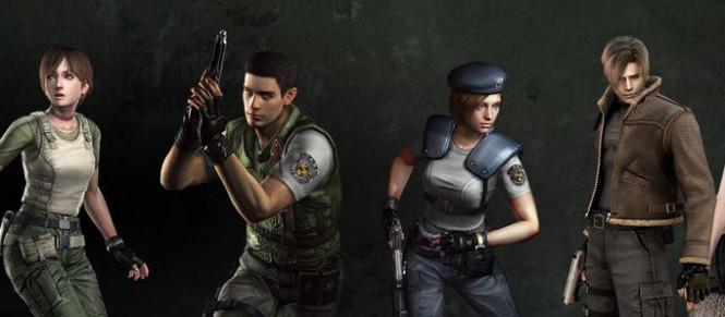Resident Evil 0, Rebirth et 4 bientôt sur Switch