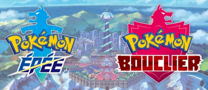 Pokémon Épée et Pokémon Bouclier officialisés