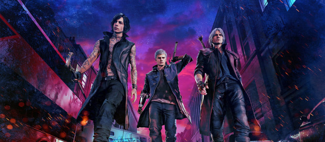 [Test] Devil May Cry 5
